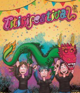 ARTE TITIRIFESTIVAL 2017 RED web